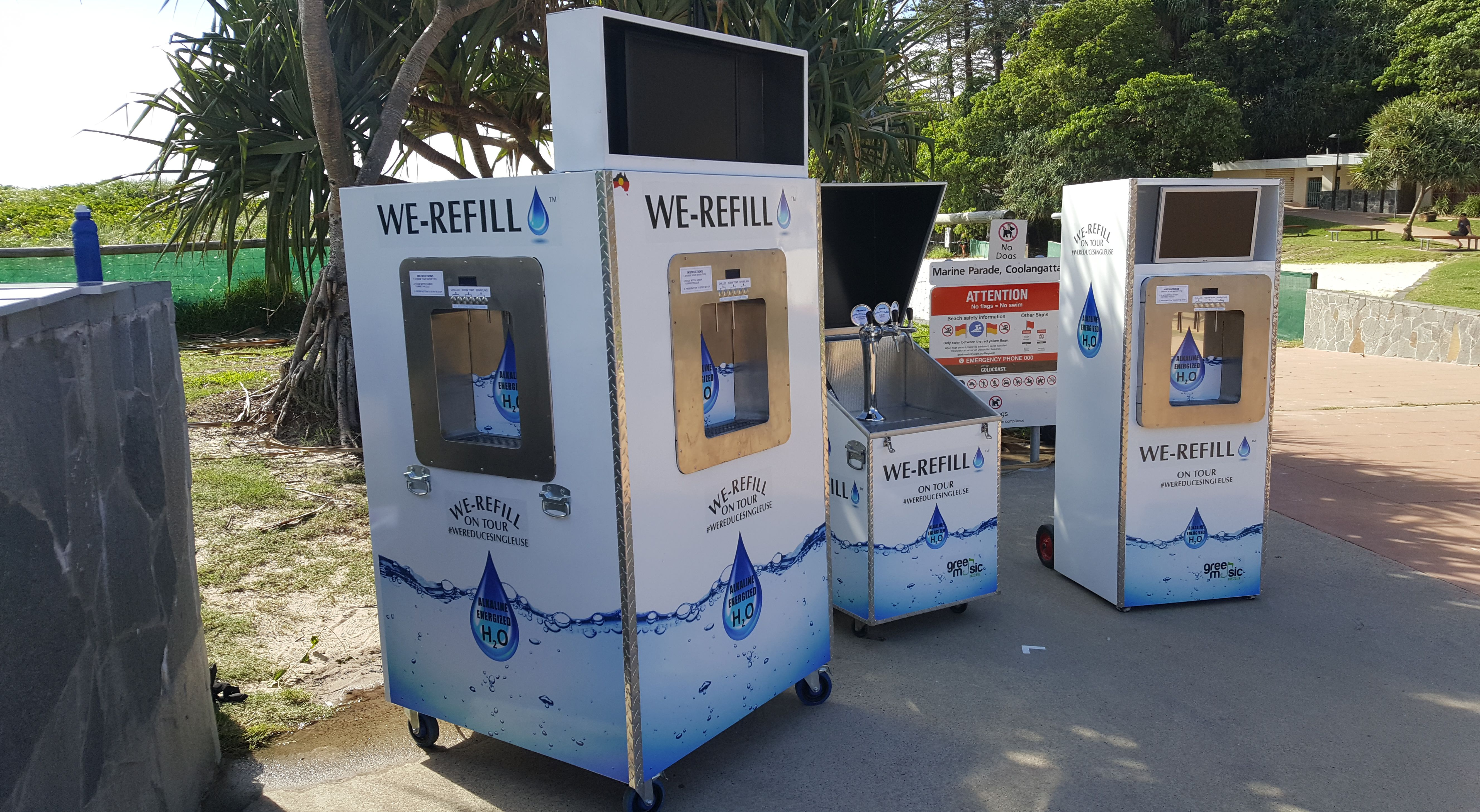 We-Refill – It starts with One Bottle